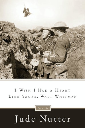 I Wish I Had a Heart Like Yours, Walt Whitman book image