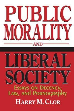 Public Morality and Liberal Society book image