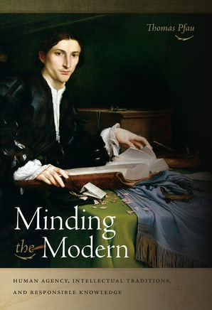 Minding the Modern book image