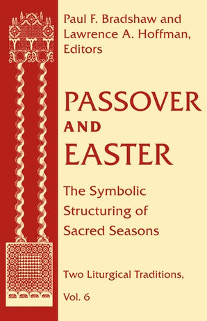 Passover and Easter book image
