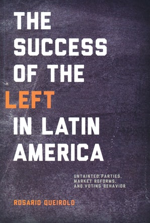 Success of the Left in Latin America book image