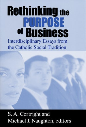 Rethinking the Purpose of Business book image