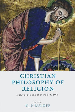 Christian Philosophy of Religion book image