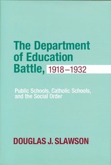 Department of Education Battle, 1918-1932