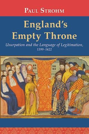 England's Empty Throne book image