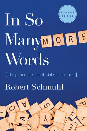 In So Many More Words book image
