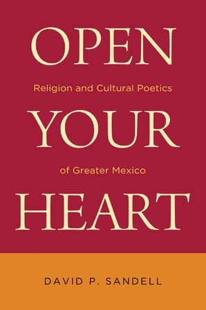 Open Your Heart book image