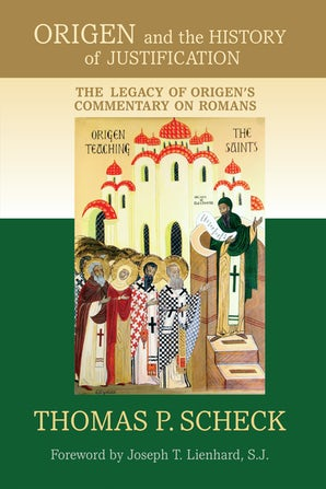 Origen and the History of Justification book image