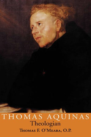 Thomas Aquinas, Theologian book image