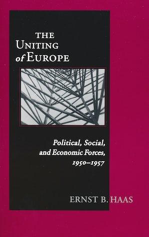 Uniting Of Europe book image