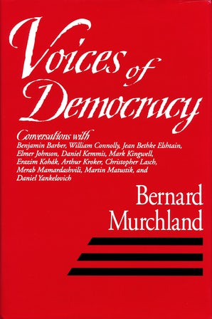 Voices Of Democracy book image