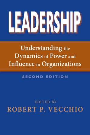 Leadership book image