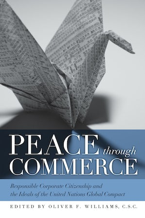 Peace through Commerce book image