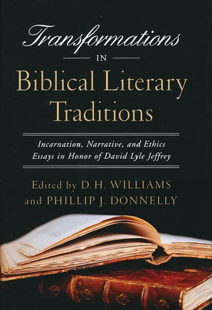 Transformations in Biblical Literary Traditions book image