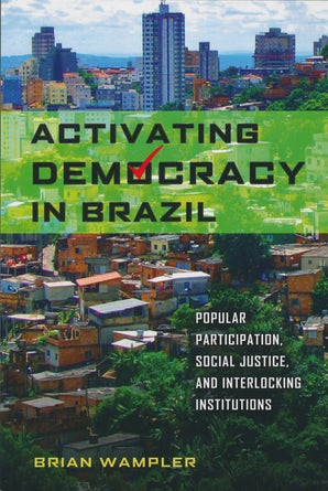 Activating Democracy in Brazil book image