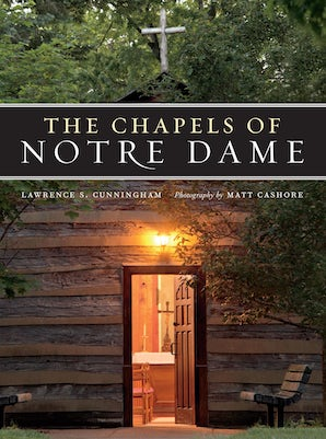 Chapels of Notre Dame book image