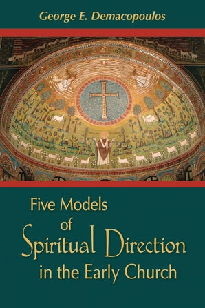Five Models of Spiritual Direction in the Early Church book image