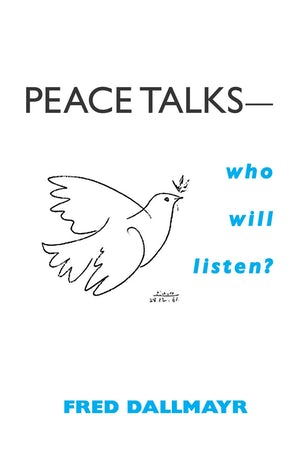 Peace Talks—Who Will Listen? book image