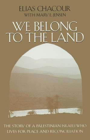 We Belong to the Land book image