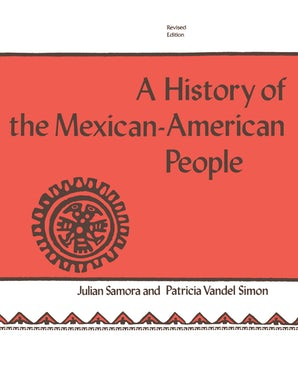 The History of the Mexican-American People book image
