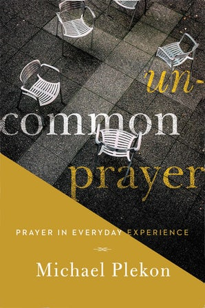 Uncommon Prayer book image