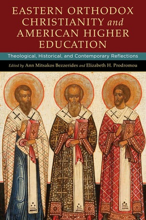 Eastern Orthodox Christianity and American Higher Education book image