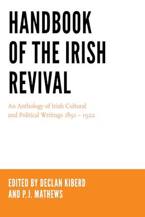 Handbook of the Irish Revival book image