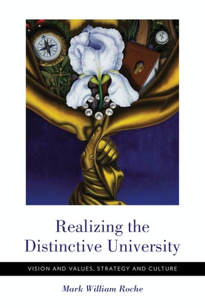Realizing the Distinctive University book image