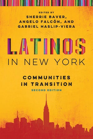 Latinos in New York book image