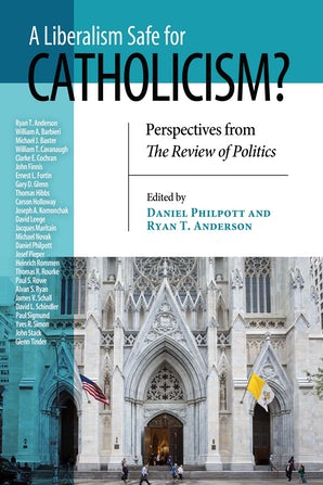 Liberalism Safe for Catholicism?, A book image