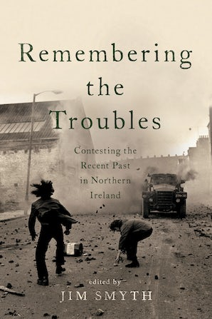 Remembering the Troubles book image