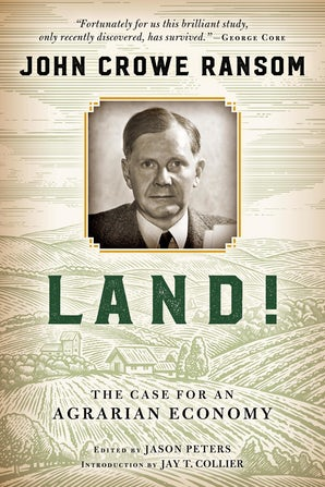 Land! book image