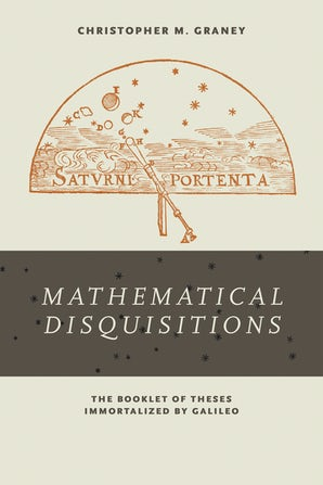 <i>Mathematical Disquisitions</i> book image