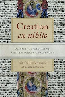 Creation <i>ex nihilo</i>