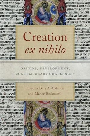 Creation <i>ex nihilo</i> book image