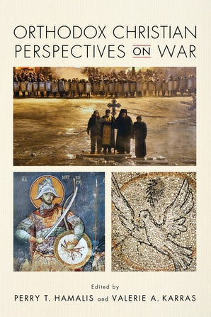 Orthodox Christian Perspectives on War book image