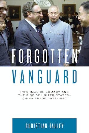 Forgotten Vanguard book image