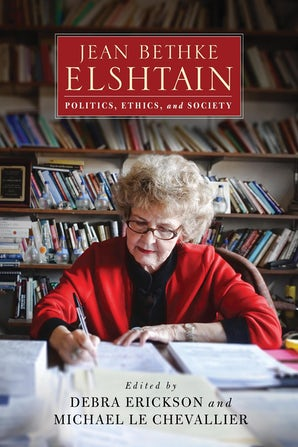 Jean Bethke Elshtain book image