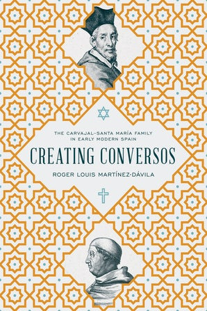 Creating Conversos book image