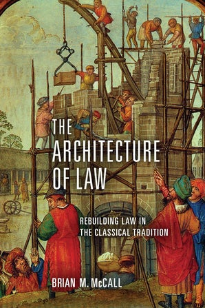 The Architecture of Law book image