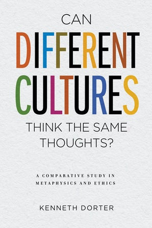 Can Different Cultures Think the Same Thoughts? book image
