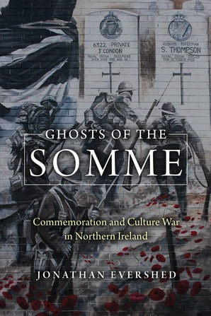 Ghosts of the Somme book image
