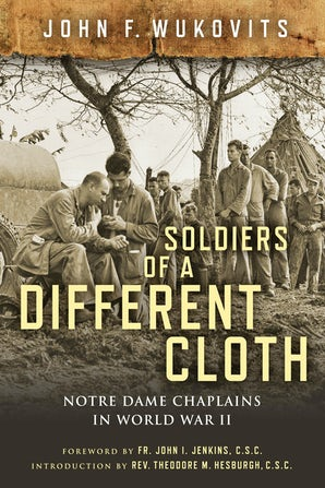 Soldiers of a Different Cloth book image
