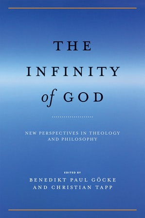 The Infinity of God book image