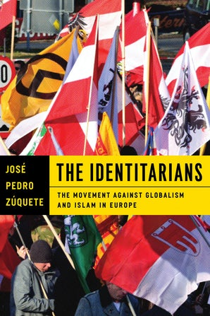 The Identitarians book image
