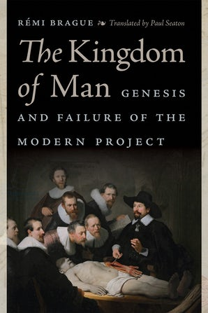The Kingdom of Man book image