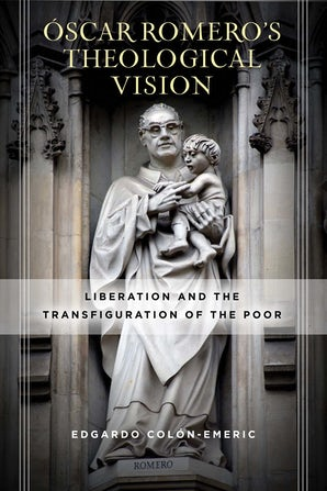 Óscar Romero's Theological Vision book image