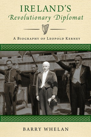 Ireland's Revolutionary Diplomat book image