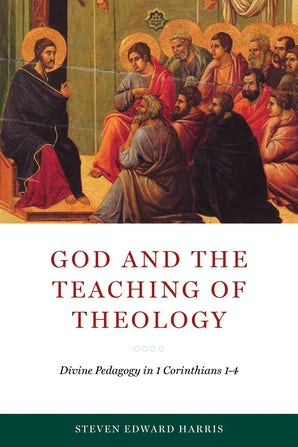 God and the Teaching of Theology book image