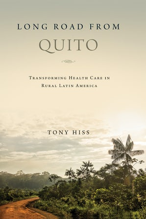 Long Road from Quito book image